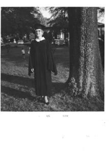 Graduation from College August  1959