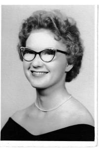 Senior Year in College 1959